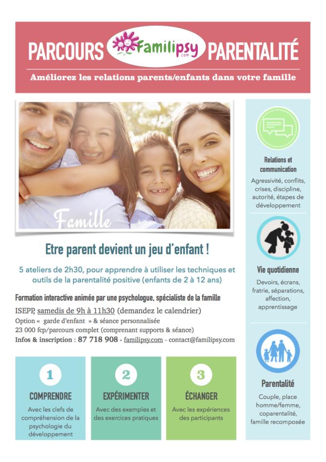 Parcours parentalité familipsy