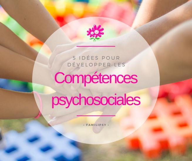 Les compétences psychosociales exercices