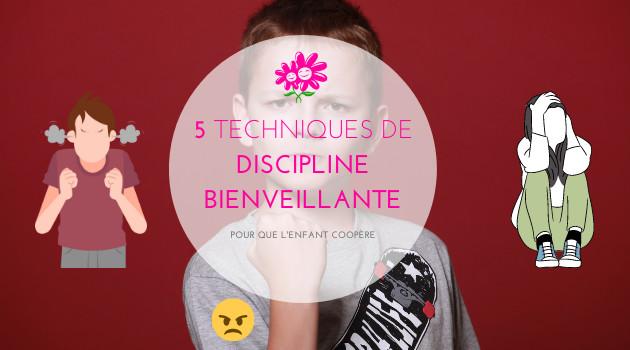 coopération se faire obéir enfant discipline bienveillante