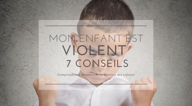 Comment réagir face à l'agressivité d'un enfant ? - Familipsy