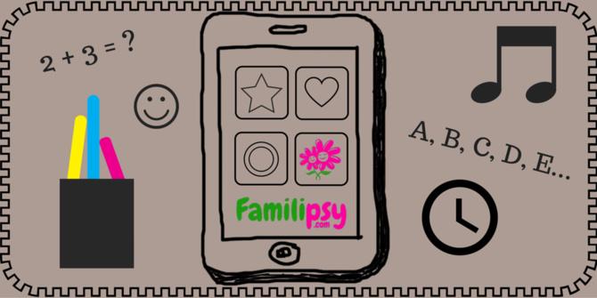 Top 10 applications éducatives tablettes smartphones - familipsy