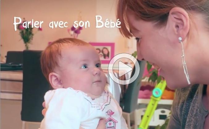 Comment parler à son bébé et à quoi ça sert ?