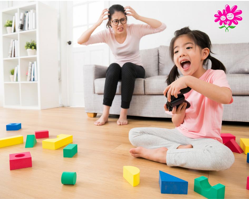 burn out parental - se faire obéir sans crier