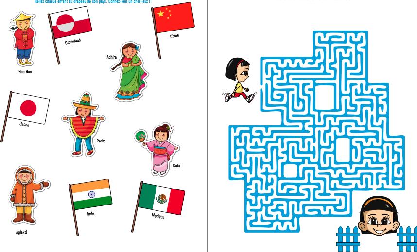 Coup de cœur Familipsy - Le jeu de l'UNICEF pour sensibiliser les enfants à leurs droits