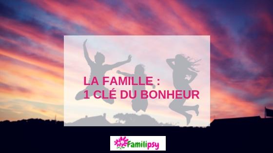 famille bonheur positif heureux réussir