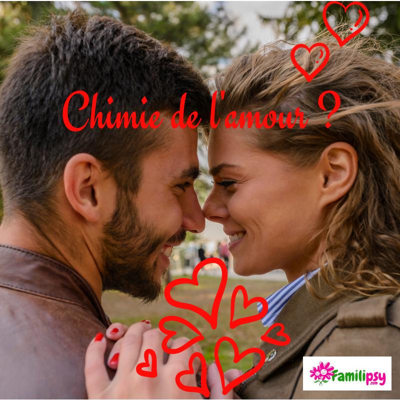 Chimie de l'amour et psychologie
