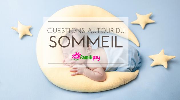 Gérer le sommeil des 0-5 ans