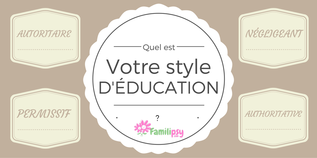 Style éducatif parent