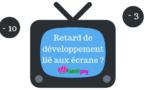 écrans enfants développement retard csa