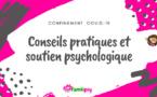 Covid 19 -  Coronavirus - Conseils confinement