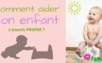 comment aider son enfant à être propre ? familipsy