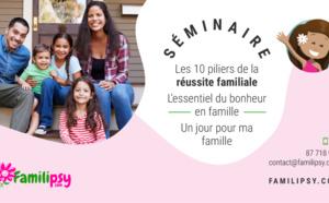 """SEMINAIRE """"UN JOUR POUR MA FAMILLE"""""""