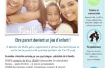 """PARCOURS PARENTALITÉ - """"Améliorez les relations avec vos enfants"""" (2-12 ans)"""