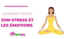 Gérer ses émotions et son stress (en famille) au quotidien - WEBCONFÉRENCE REPLAY