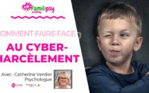 Le harcèlement scolaire - comment y faire face - WEBCONFÉRENCE (Replay)