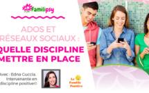 Ados et réseaux sociaux - Repères et outils de la discipline positive - WEBCONFÉRENCE (Replay)