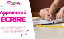 Apprendre à écrire - accompagner son enfant - WEBCONFÉRENCE