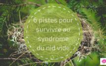 6 pistes pour survivre au syndrome du nid vide - (plus de 1000 vues)